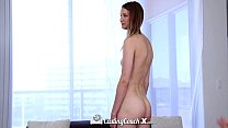 CastingCouch-X - Tall and skinny Sophia Wilde fucks agent Vorschaubild