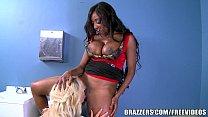 Brazzers - Hot lesbian prison sex