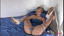 Adorable Blonde MILF Masturbating DateMilfs(dot)net
