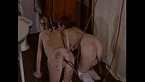 enemas for punishment • young brunette thumbnail