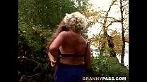 Волосатые в лесу порно секс