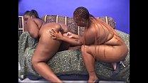 Black BBW divas Brownie Girl and Sweet Vanilla love a good pussy licking until they cum porn image