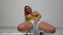 Débora Fantine - Dançando Aquecimento das Tequileiras pornhub video