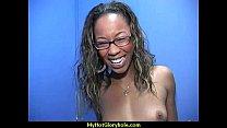 Teen Ebony Babe POV Blowjob 5 tumblr xxx video