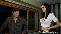 Pornstar Kendall Karson in trio with Nikki