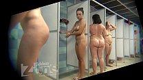 Peeping in the women's shower room