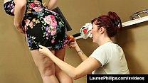 Red Hot Ginger Header Lauren Phillips Opens Her... thumb