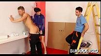 Uncommon scenes of bi butt slam in a fantasy or...