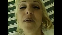 Blonde Mila Amazing Deep Throat