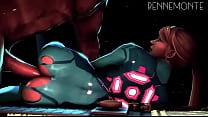 Metroid 3DS samus aran cutscene