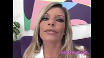 Kristal Summers fucked hard by a big black dick