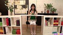 Karen Natsuhara Loves A Big Cock Choking Her  - More At Slurpjp.com