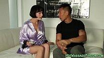 Masseuse happy ending pornhub video