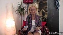 Skinny Granny Takes It From Behind ‣ porbhub com
