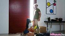 Twistys - Delivering the D - Michael Vegas,Aidra Fox thumbnail