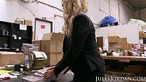 Jules Jordan - Bridgette B Big Tit MILF Gets A Bonus For All Her Hard Work. A Big Black Cock thumbnail