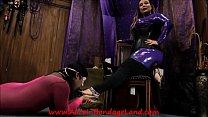 Pedicure Bargain - Foot Fetish Mistress Worship AliceInBondageLand