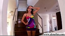 Girl Use Sex Toys Dildos Fingers To Please Herself movie-09 - download porn videos