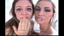 Deepthroat Blowjob Chicks Threesome's Thumb