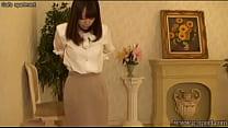 Busty Japanese Babe Yuu Shinoda Undressing