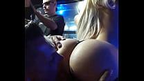 Vagninho ator Pamela Pantera (Oficial Pamela Pantera Atriz) orgia no ônibus lambendo um cuzinho.