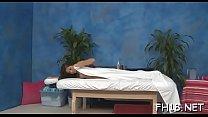 Raunchy massage