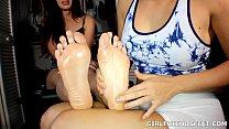 Foot Massages: Pretty Soft Soles