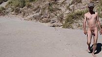 Fun in the Dunes of Denmark