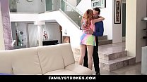 FamilyStrokes - Hot European Teen Seduced By Creepy Uncle