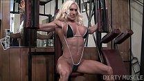 ... fucks chambers ashlee bodybuilder female Naked