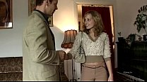 Threesome sex with Rocco Siffredi for young whores Thumbnail
