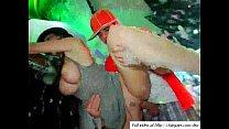 Screenshot Cute sexy chick s lick each other in nightclub er in nightclub