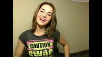 Megan Fox Webcam Hacked