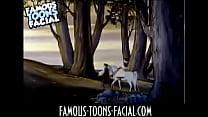 famous-toons-facial disney01 Vorschaubild