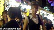 Bangkok Ladyboys and Nikki Montero