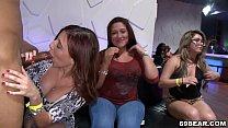 Handjob video group women amateur