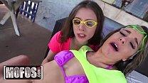 Share My BF - (Anya Olsen, Kimmy Granger) - Two Bikini Babes Share a Boyfriend - MOFOS's Thumb