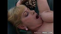Busty granny fucks Young Cock - 69VClub.Com