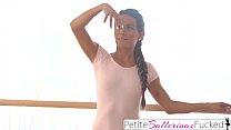 Petiteballerinasfucked- Czech Babe Lexi Dona Swallows