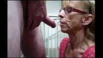 Grandma from EpikGranny.com gives great blowjob pornhub video