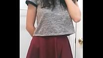 น้องเพียงพลอยนักเรียนสาว ม.ปลาย เปิดโชว์นมโคตรใหญ่แถมโชว์หีไร้ขนอีก - yedsbuy.com