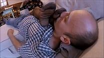 RHT Stinky Stockings Smelling Handjob 720p preview