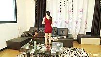 Korea girl massage for Boss(little Sex) and So good thumbnail