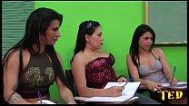 Bastidores da grava&ccedil_&atilde_o de Binho Ted parte 2 - FABIANE DELLAVEIGHA - Soraya Carioca - Guerrilheira do Funk - Dany Lopes - Binho Ted - Marcello Cavalcanti - Anita Amorim