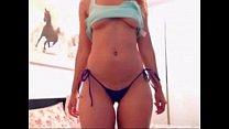 Beautiful Russian Webcam Girl