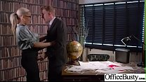 Hot Sex In Office With Big Round Boobs Girl (Rebecca Moore) Video-26