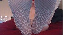 Stockings and feet on cam - seductivecamgirls.com