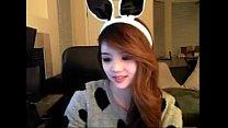 Sexy webcam thumbnail