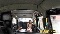 Fake Taxi Posh Redhead with big nipples
