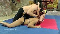 Humiliating Maledom - Katie Fuckdoll - fantasy maledom wrestling